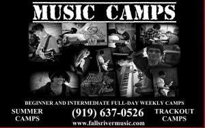 Music Camps Raleigh NC