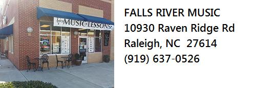 Falls River Music - Lessons, Camps, Band Rentals